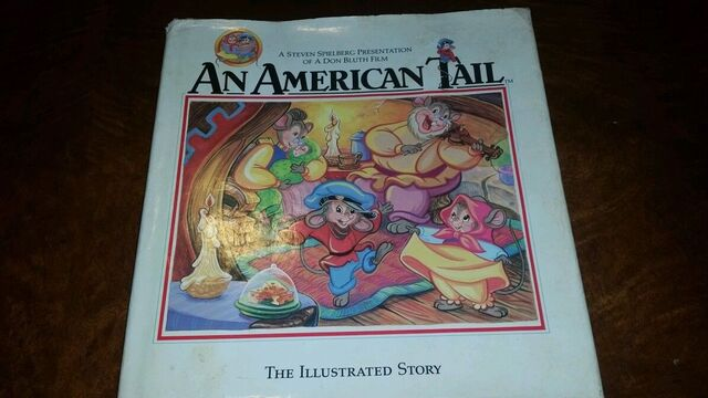 File:An American Tail - The Illustrated Story.jpg
