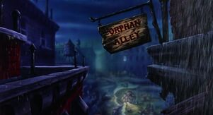 An american tail 1986 in orphan alley
