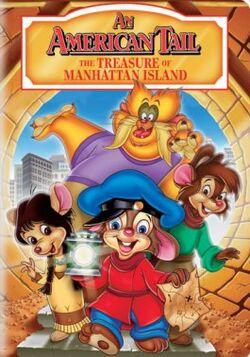 An American Tail The Treasure of Manhattan Island