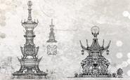 Hong Long Props Concept Art 2