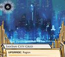 SanSan City Grid