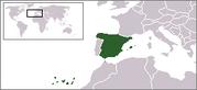 Mapa de Ehpaña