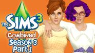 The Sims 3 Combined S3 - Thumbnail 1