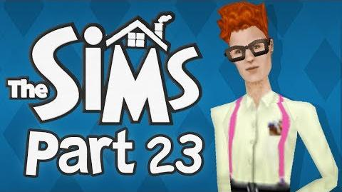 Let's Play The Sims - Part 23 (The Quest For Humbert)