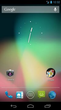 Android 4.1 on the Galaxy Nexus