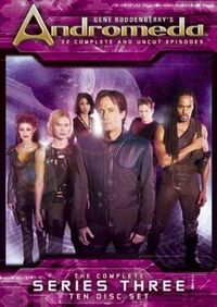 AndromedaSeries3DVD