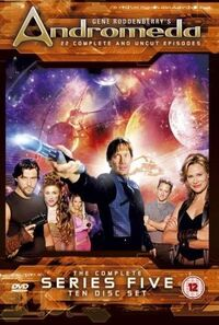 AndromedaSeries5DVD