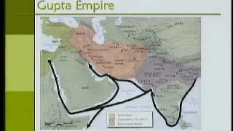 Asian Civilization-Part08-Kushan & Gupta Empires (100 BC - 600 AD)