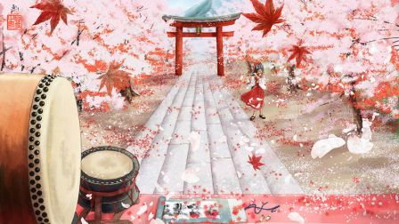 File:Cherry blossom instrument plant flute music leaf-hd-wallpaper-301295.jpg