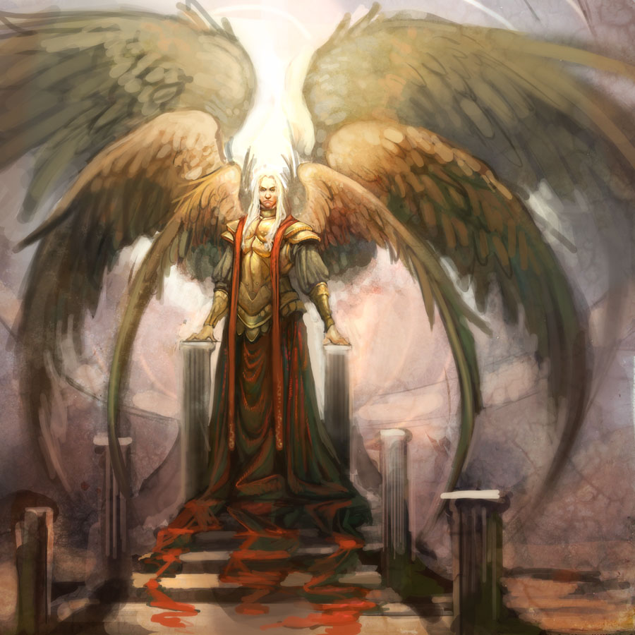 люцифер ангел фото
