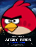 Angry birds 2012 movie poster 10