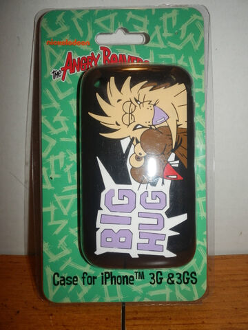 File:Angry Beavers iPhone case.jpg