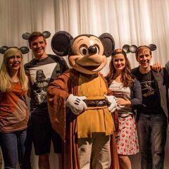 2014 Disney's Star Wars Weekends.