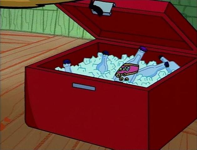 File:Ice chest filled with Yahoo soda.jpg