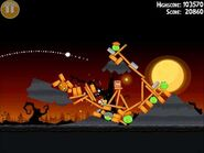 Official Angry Birds Seasons Walkthrough Trick or Treat 3-13