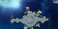 Beak Impact 8-38 (Angry Birds Space)