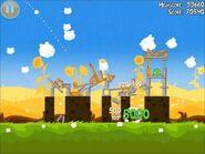 Official Angry Birds Seasons Walkthrough Summer Pignic 1-7