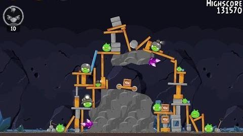 Angry Birds 29-7 Flock Favorites 3 Star Walkthrough