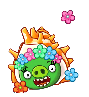 File:Angry Birds Fight! - Monster Pigs - Sazae Family - Sazae Girl.PNG