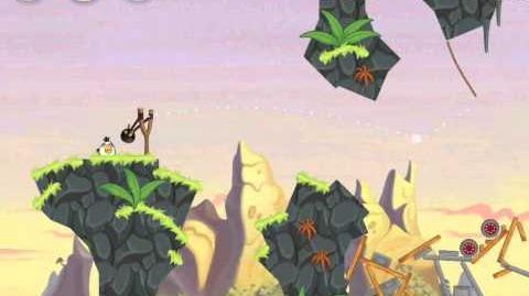 Angry Birds Seasons South HAMerica 1-4 Walkthrough 3 Star