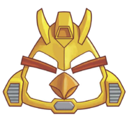 BUMBLEBEE HEAD TRANSPARENT