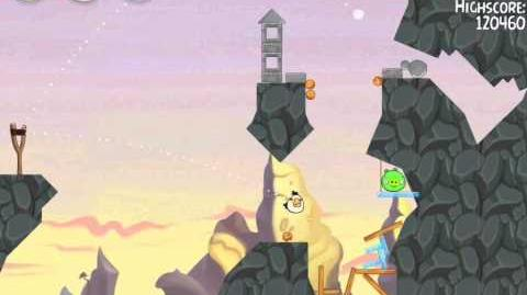 Angry Birds Seasons South HAMerica 1-12 Walkthrough 3 Star