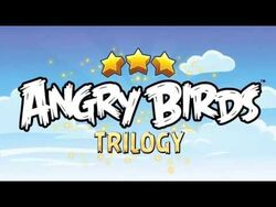 Angry Birds Trilogy Announce Trailer