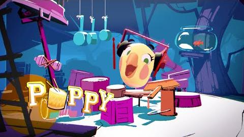 Angry Birds Stella My Name Is Poppy!