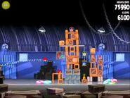 Official Angry Birds Rio Walkthrough Smuggler's Den 2-1