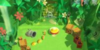 Bird Island Level 15 (Angry Birds Action!)
