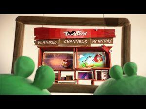 ToonsTV App - Ready? Aim. Play!