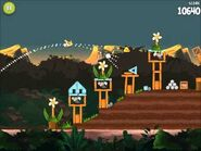Official Angry Birds Rio Walkthrough Jungle Escape 3-2