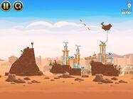 Tatooine 1-25 (Angry Birds Star Wars)