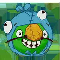 Piggy McCool   Angry Birds Wiki   FANDOM powered by Wikia