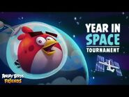 Angry Birds Friends – Year in Space Tournament!