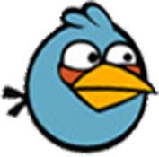File:Blue Angry Bird.png