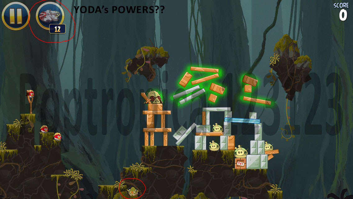 User blogPoptropica123123Angry Birds Star Wars New Info  Angry
