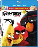Angry Birds Movie BD