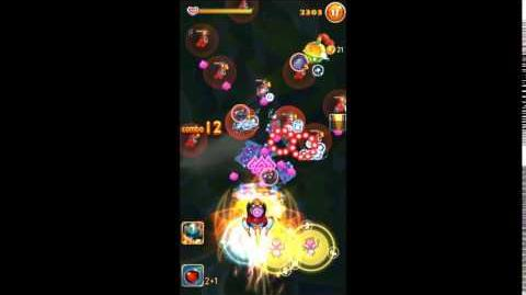 Angry Birds Ace Fighter Bomb Angry Skill