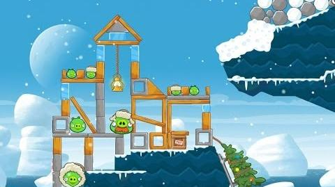 Angry Birds Seasons Arctic Eggspedition 1-20 Walkthrough 3 Star