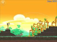 Official Angry Birds Seasons Walkthrough Go Green, Get Lucky 1-11