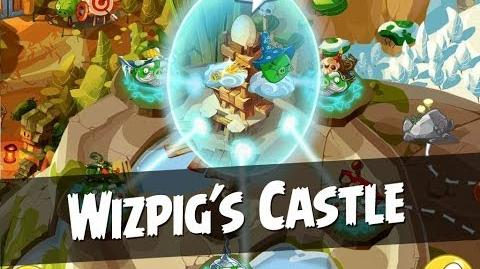 Angry Birds Epic Wizpig's Castle Walkthrough