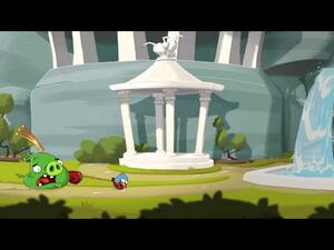 "Angry Birds Toons episode 38 sneak peek ""A Pig's Best Friend"""