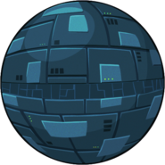 THEME DEATHSTAR COMMON PLANET 1