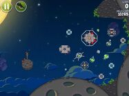 Pig Bang 1-17 (Angry Birds Space)