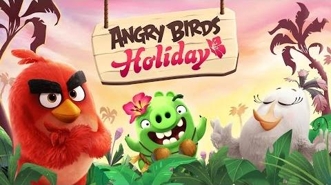 Angry Birds Holiday Gameplay Trailer