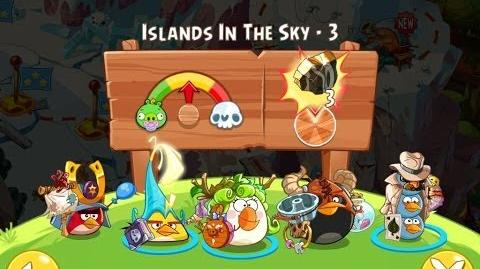 Angry Birds Epic Islands in the Sky Level 3 Walkthrough