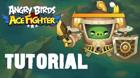 Angry Birds Ace Fighter - Tutorial