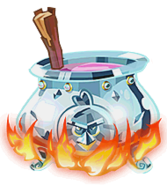 DiamondCauldron (Transparent)