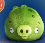 Fat Pig Plush Toy